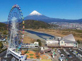 富士山が間近!道の駅「富士川楽座」で絶景・グルメ・お土産を