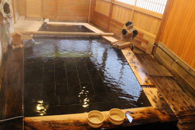 この広さを貸切風呂で提供!9種類の貸切風呂が凄い!