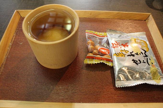 趣向を変えて「後藤酒店」ではその他の試飲もOK!