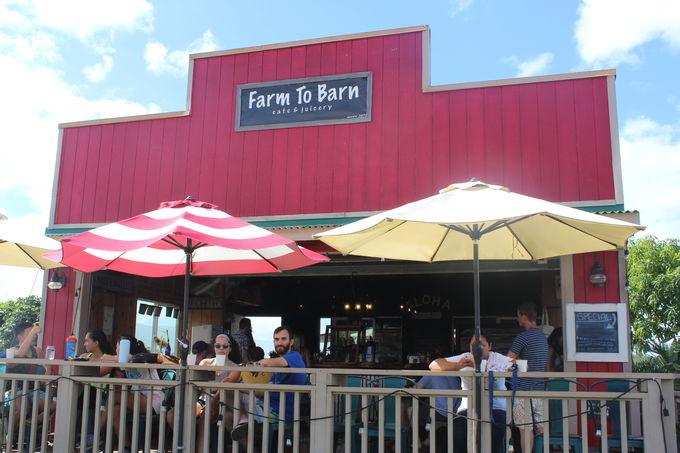 3.Farm To Barn Cafe & Juicery