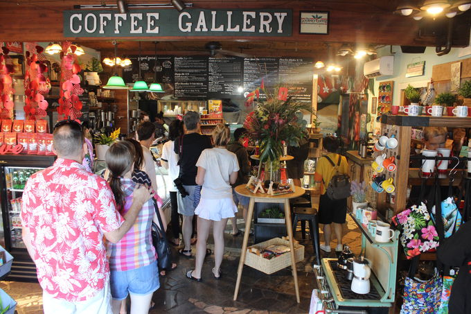 1.Coffee Gallery