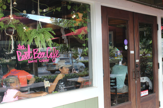 2.The Beet Box Cafe
