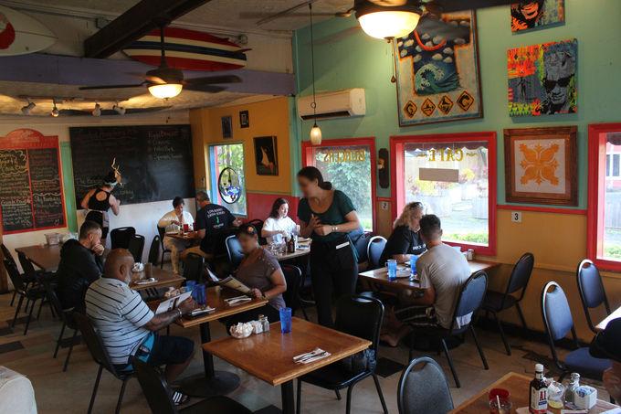 4.Cafe Haleiwa