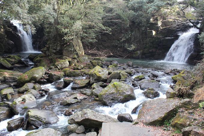 日本に数ある夫婦滝だが「日本で一ヶ所」とは?