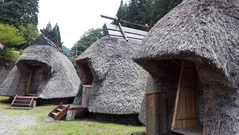 式 住居 竪穴 【小屋作り】竪穴式住居をセルフビルドで建てるために