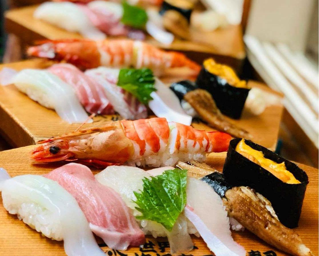 豊後水道・黒潮の極!大分県佐伯市の寿司・海鮮系ランチ店5選