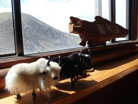 「雷鳥荘」は立山エリアトレッキング中のオアシス的山小屋!