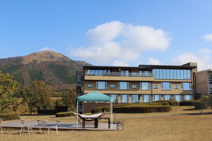 阿蘇くじゅう国立公園の大自然!「瀬の本高原ホテル」