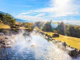 黒川温泉「瀬の本高原ホテル」で阿蘇くじゅう国立公園の自然を満喫!