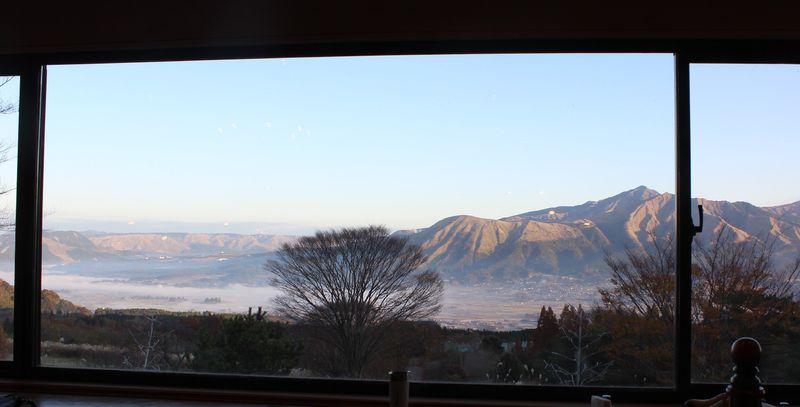 熊本「ホテルグリーンピア南阿蘇」で阿蘇五岳と雲海の絶景を!