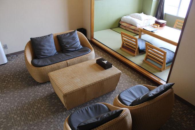 家族旅行に優しい作りの部屋とサービスが嬉しい