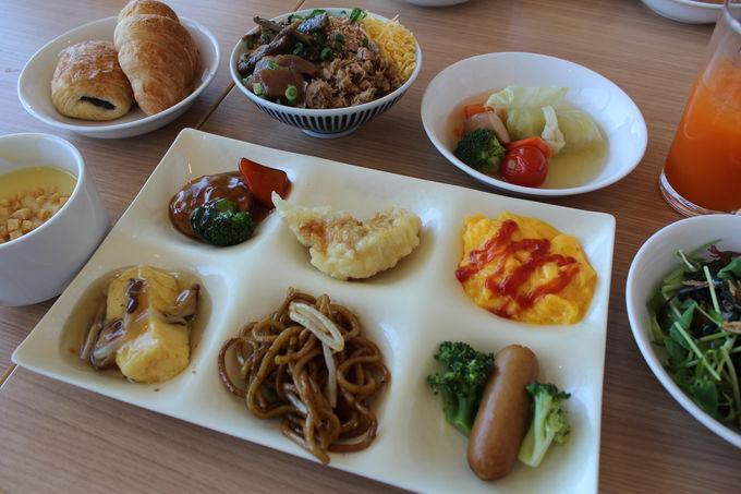 朝食は「郷土料理」や「海鮮のっけ丼」は必食!