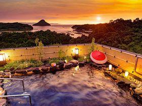 「大江戸温泉物語天草ホテル亀屋」で天草の絶景と旬の美食を満喫!