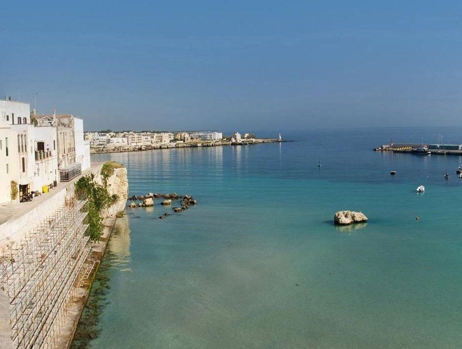 イタリア半島最東端の町で貴族気分を満喫