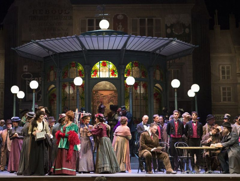 サン・カルロ劇場2020年のオペラ演目