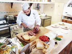 予約必須!南伊・アルベロベッロの郷土料理店「ラ・カンティーナ」