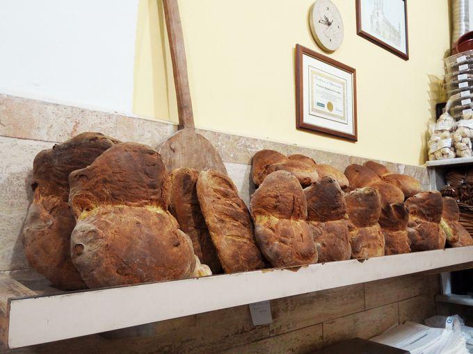 イタリア初!D.O.P取得のご当地パン