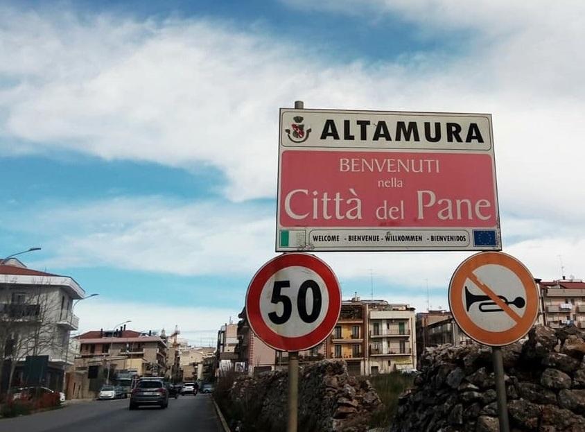 イタリア屈指のパンが生まれる街