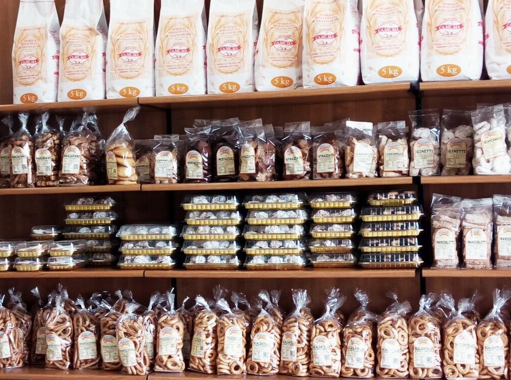 日曜日にパンが買える郊外の有名店