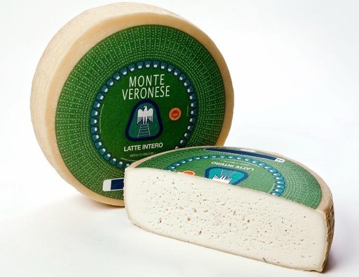 ヴェローナの歴史ある山のチーズ