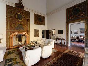 北伊マントヴァの貴族の館「パラッツォ アッリヴァベーネ B&B」