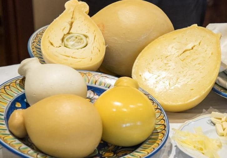 驚きのレモン入りチーズ