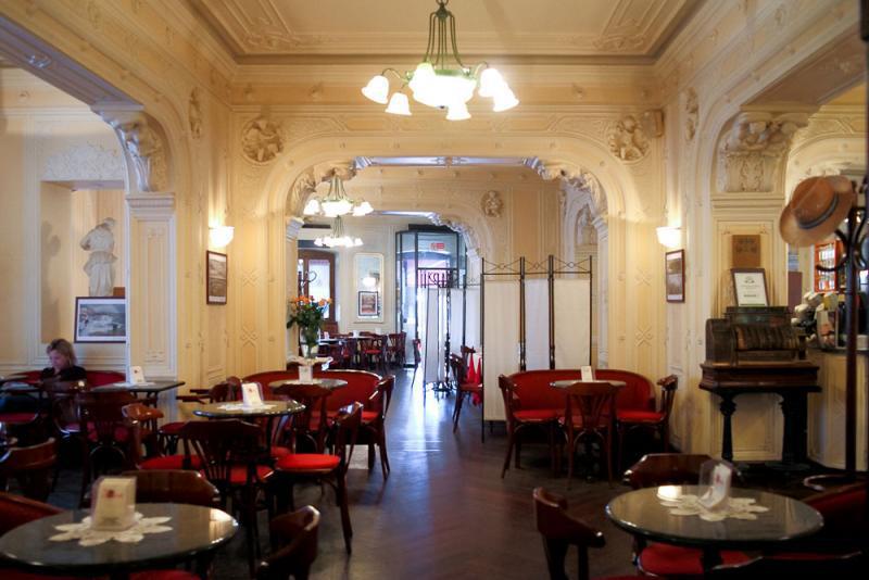 カフェの街トリエステ
