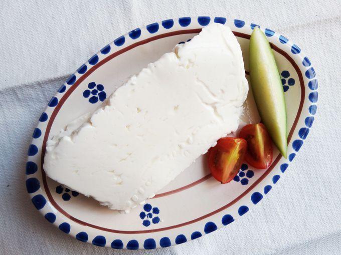 チーズの元祖「プリモサーレ」