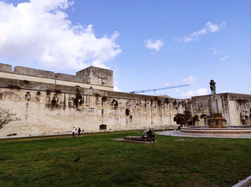 カルロ5世城