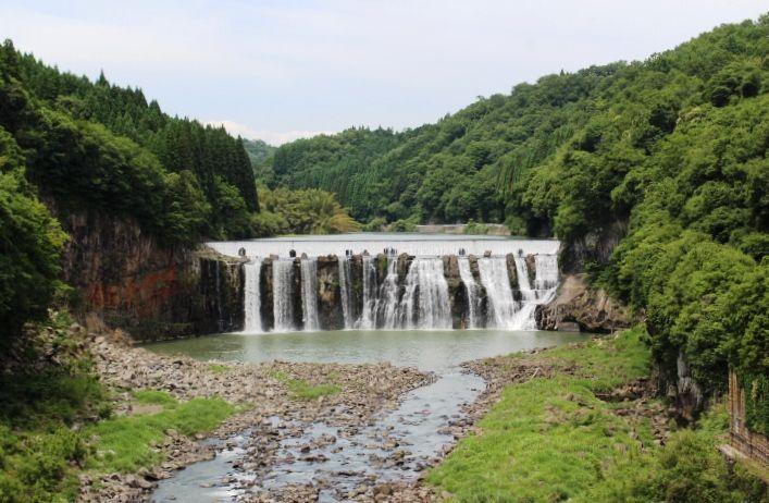 中世から近世「沈堕の滝」の歴史