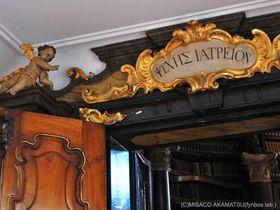 スイスの世界遺産「ザンクト・ガレン修道院」の附属図書館はバロック建築の真髄