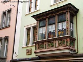 スイス北東部に位置する、世界遺産を有する街ザンクト・ガレン