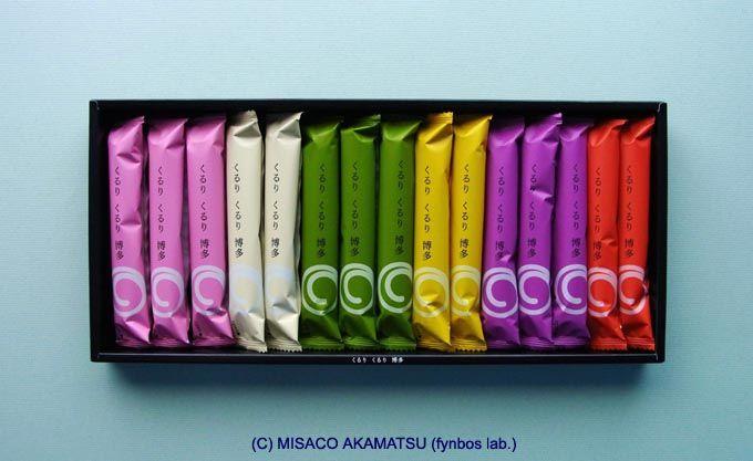 和モダンなデザインの「くるりくるり博多」は九州人気の味が集結!