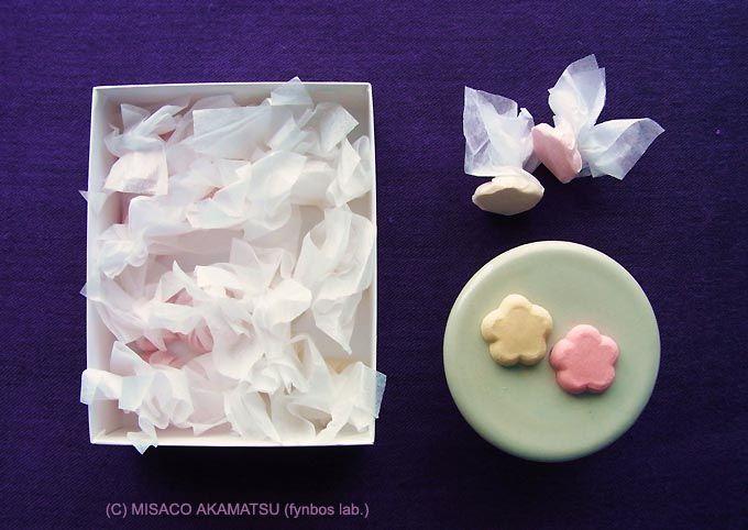 阿波和三盆で作られた「飛梅」に籠められた馥郁たる甘み
