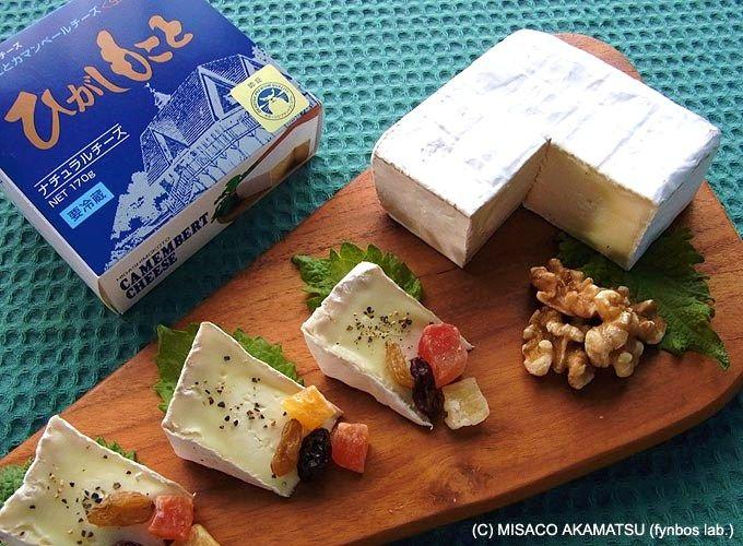 まさに地元の味、東藻琴産の生乳だけで使った手造りチーズ