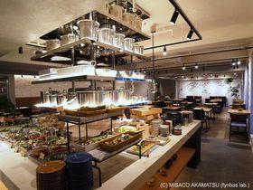 幸せの朝食!大阪「ホテルザフラッグ心斎橋」の美食と美空間の類集