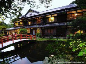 山裾に佇む宿、大阪「あまみ温泉 南天苑」は辰野金吾による幻の和風建築