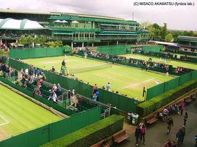 聖地ウィンブルドンの「テニス博物館」&イギリス名物の味を堪能