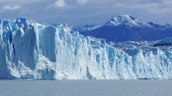 船に乗ったら氷河に向かっていざ出発!