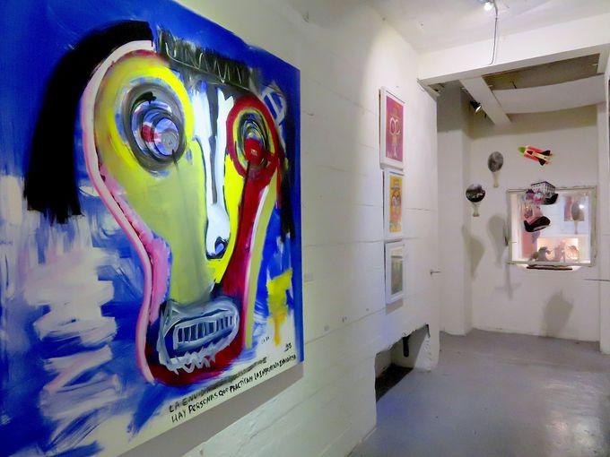 アフリカとヨーロッパが融合するアートの宝庫