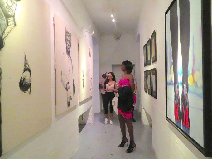「ファブリカ・デ・アルテ・クバーノ」は全てがアートスペース