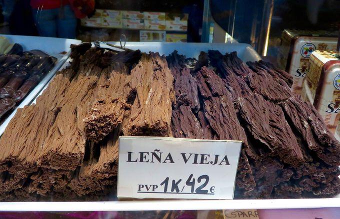 もちろんチョコレートもありますよ!