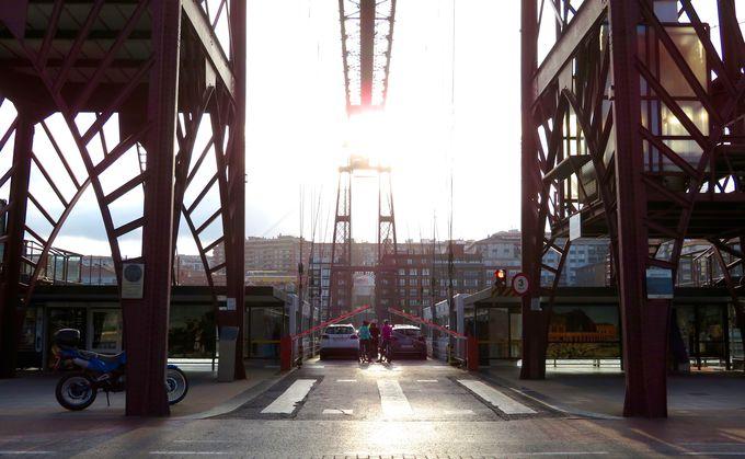 3.ビスカヤ橋/ビルバオ