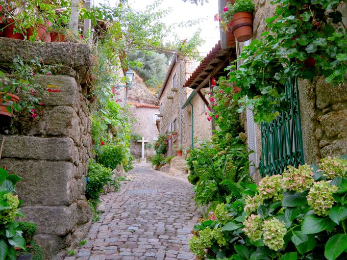 石の村の歴史