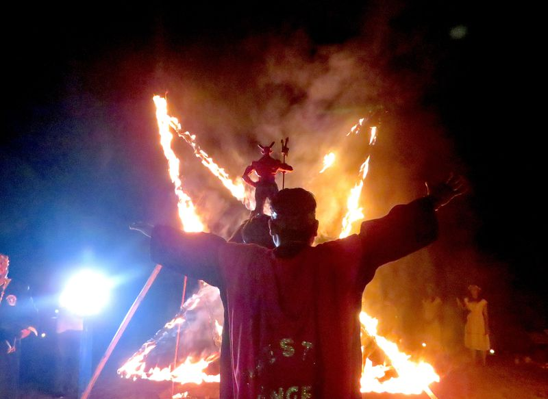 年に一度の魔術師が集まる奇祭!メキシコ「ノーチェ・デ・ブルホ(魔術師の夜)」