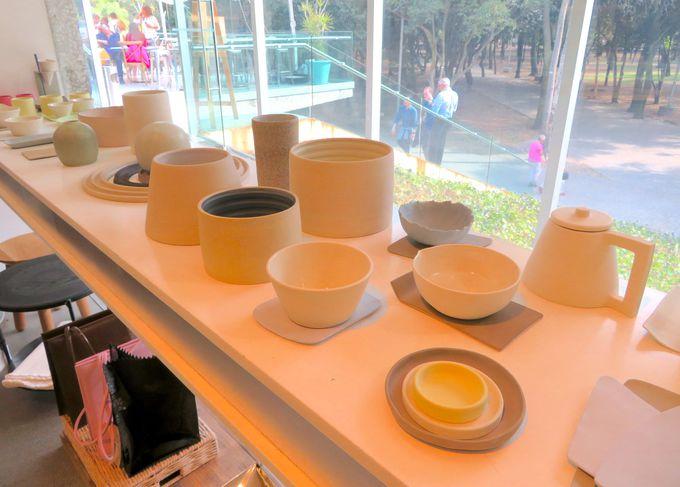 洗練された現代アート「タマヨ美術館」