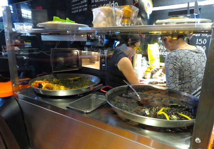 メキシコと世界のフュージョン料理が食べられる