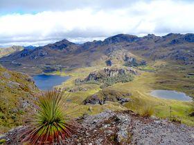 高地で気軽にトレッキング!エクアドル「カハス国立公園」