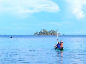 カリブ海に浮かぶ島々!パナマ「サン・ブラス諸島」