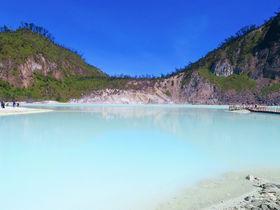 火山でできた風光明媚な景色!インドネシアの避暑地「バンドン」